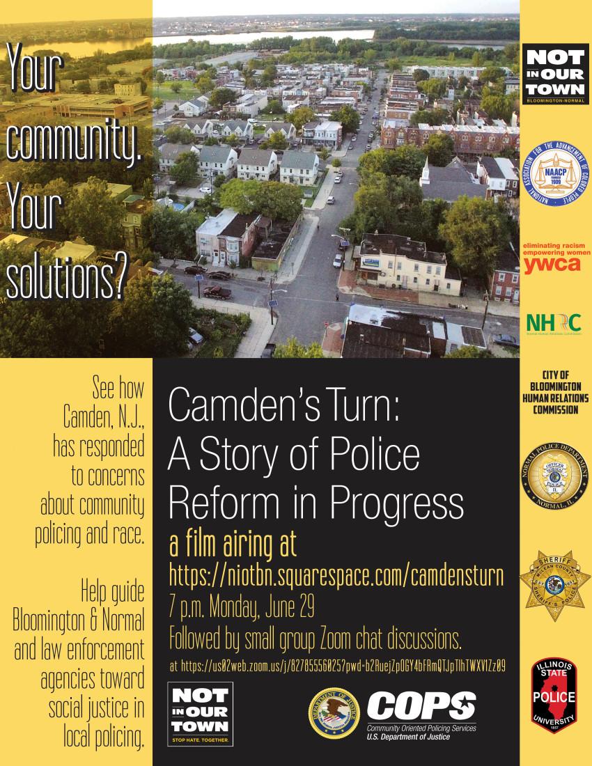 Camden Flyer 28 June 2020